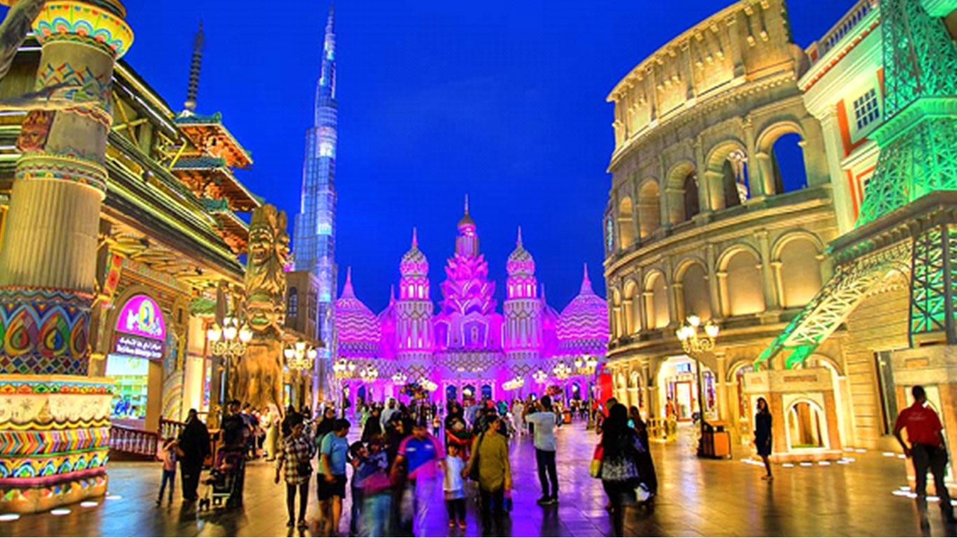 global village UAE