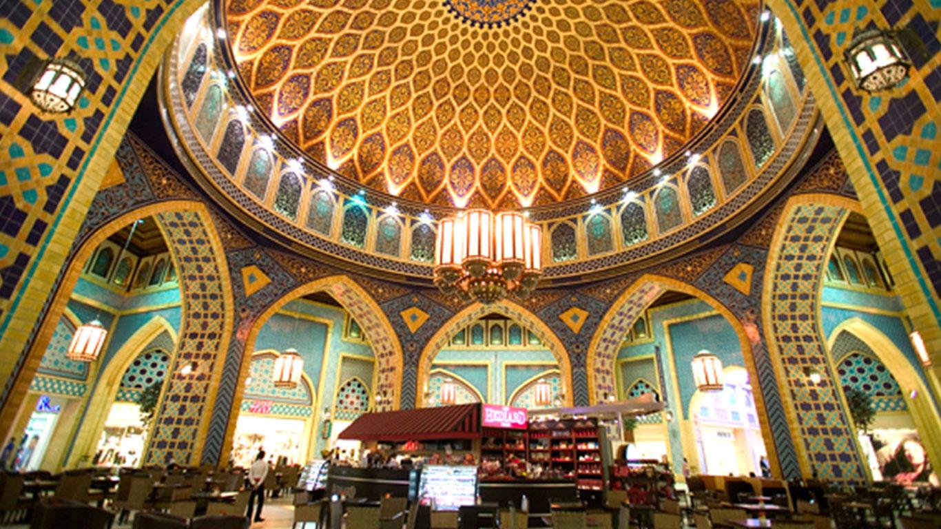 Ibn-e-Batuta Mall