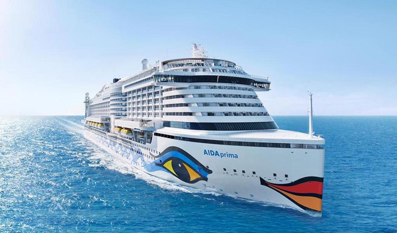 Cruise Ship Dubai
