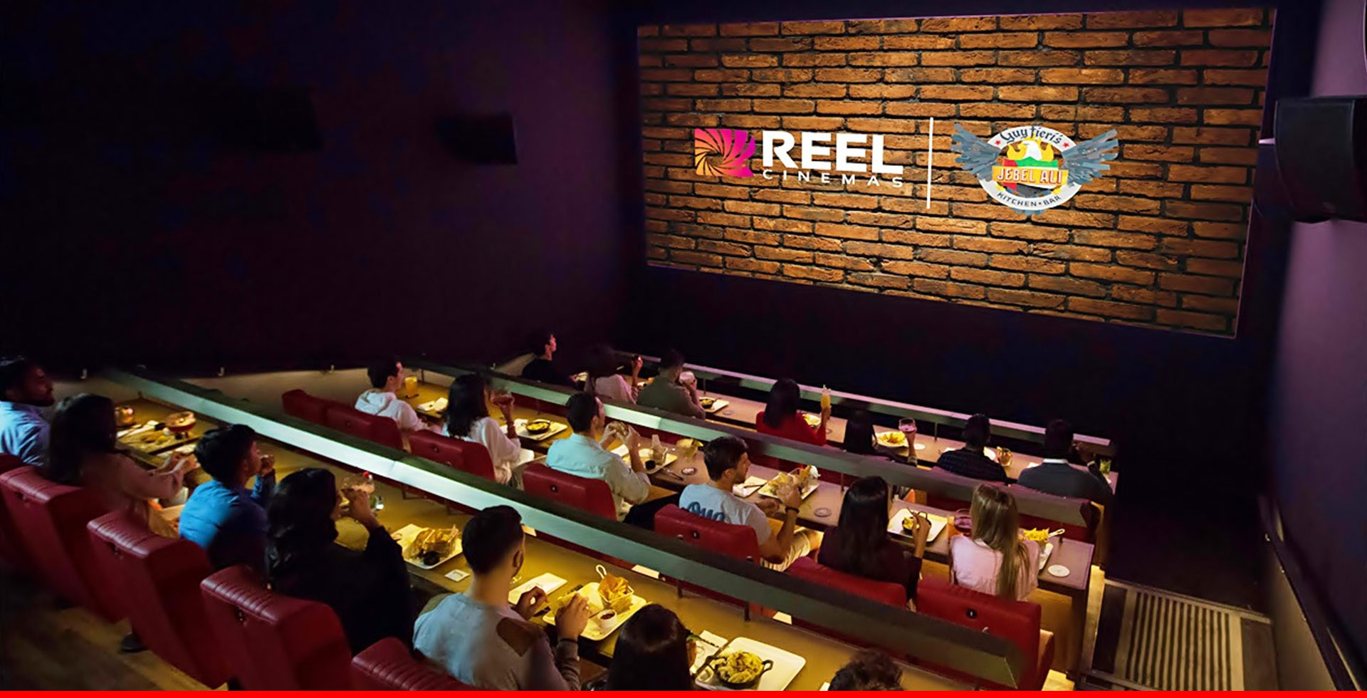 Top Picks for the best Cinema experiences in Dubai