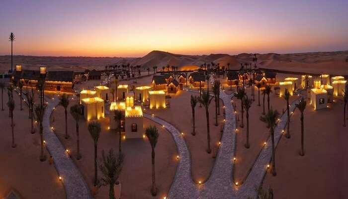 Arabian Nights - Desert Safari