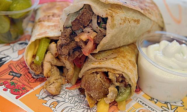 Where to find best shawarma in Dubai? – Eat the best shawarma in UAE
