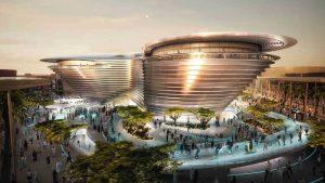 Mobility Pavilions giants